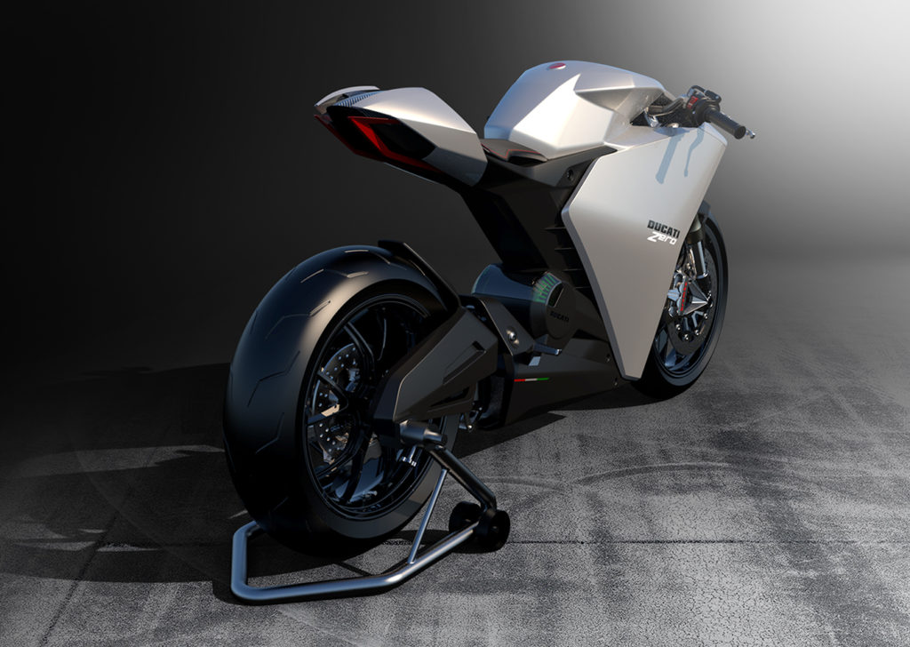 The Zero Logo On Side Of Bike Changes Color Regarding To Driving Mode That Is Selected Either Eco Strada Or Corsa Proudly Presenting