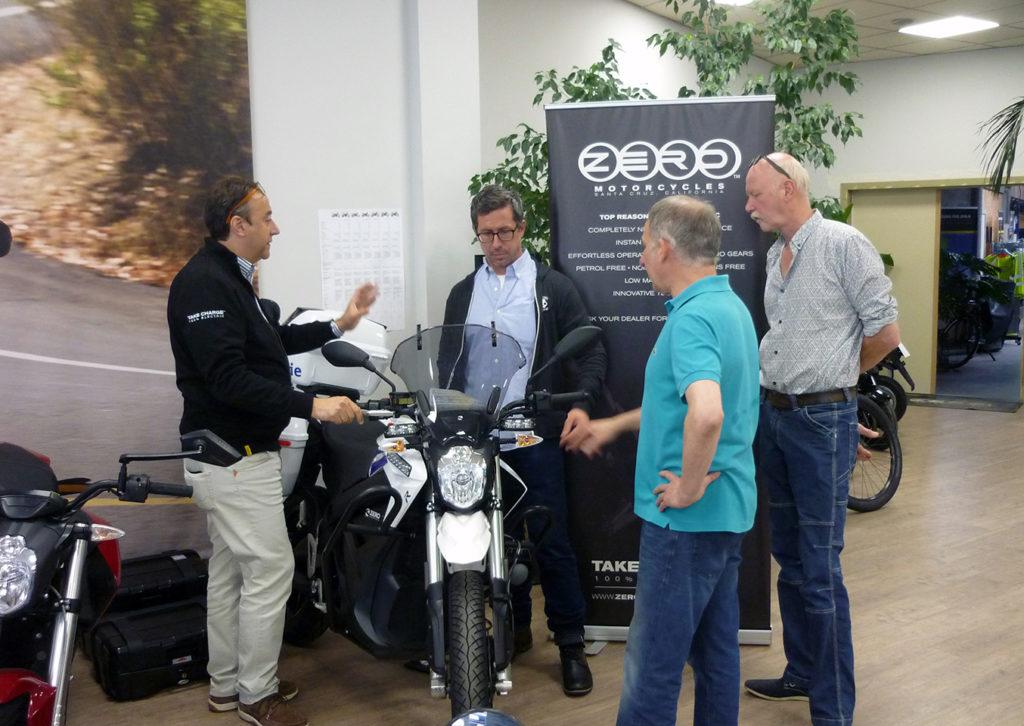 Zero Motorcycles | Sam Paschel | Umberto Uccelli |Ecomobiel |Electric Motorcycles News