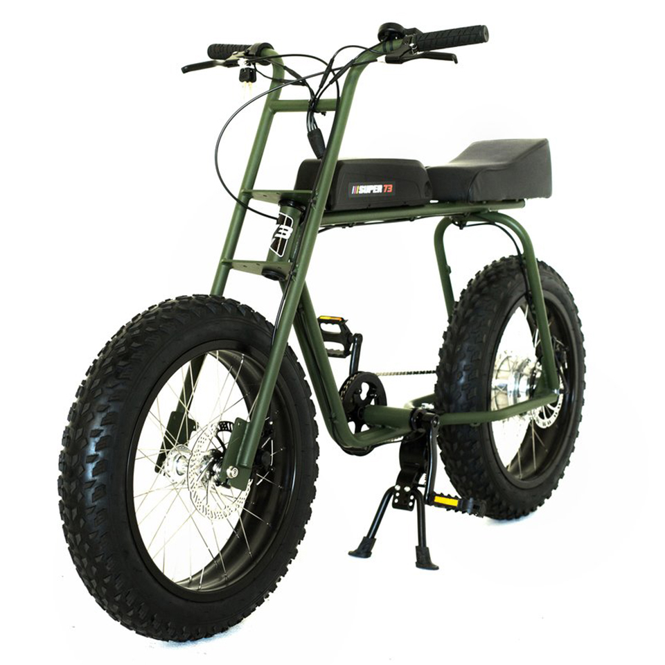 Super 73 Bike >> The Super 73 Scout Electricmotorcycles News It S Time