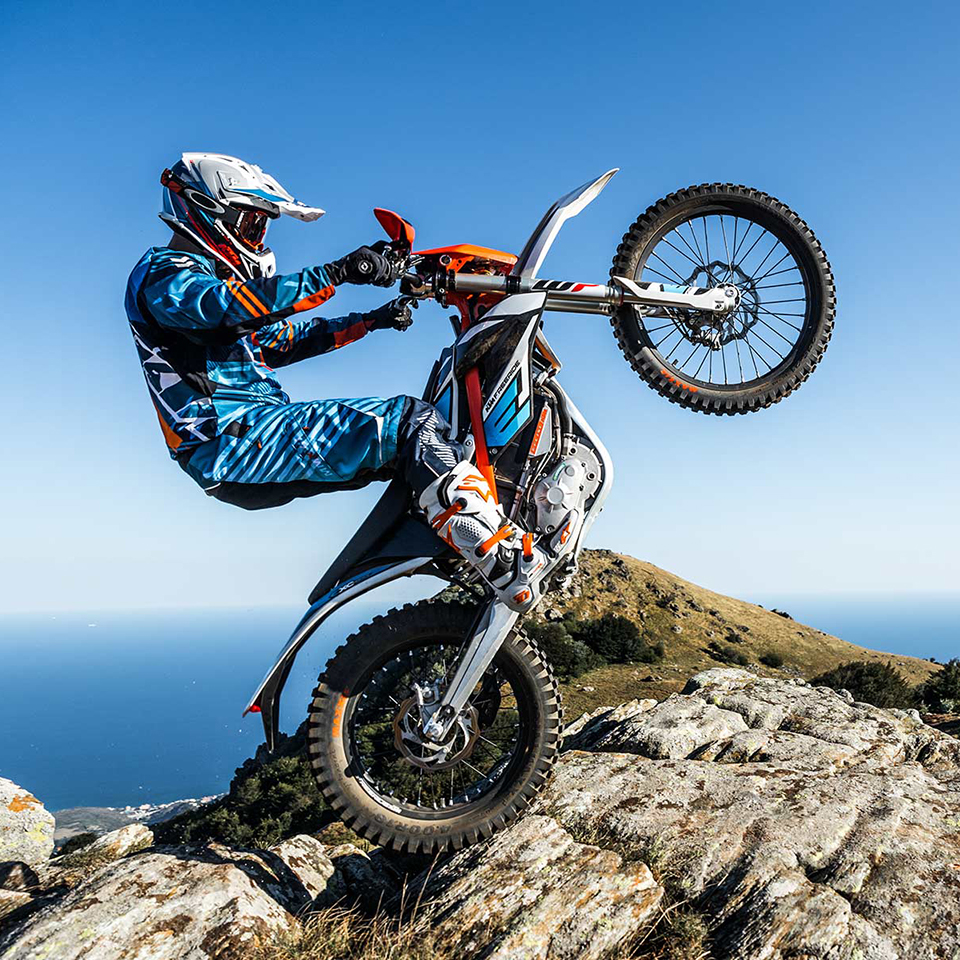 KTM announces joint venture with GasGas Motorcycles