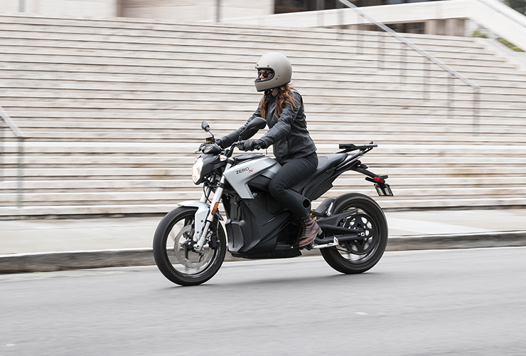 Zero Motorcycles on Electric Motorcycles News