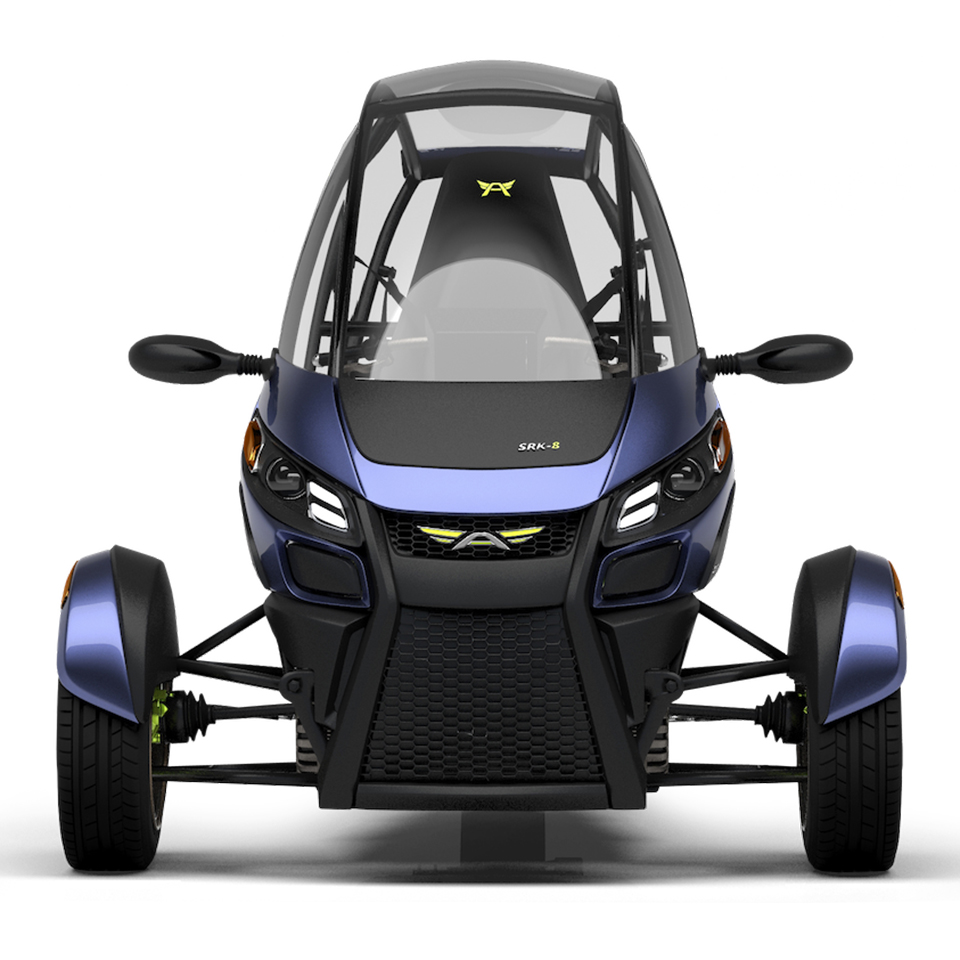 Arcimoto SRK Fun Utility vehicle