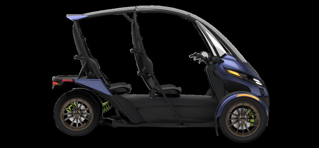 Arcimoto SRK Fun Utility vehicle