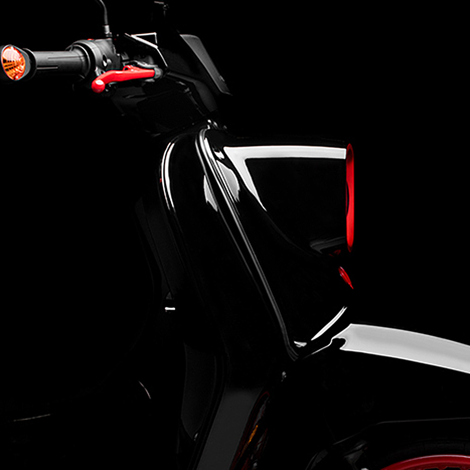 The Schwalbe L3e on Electric Motorcycles News