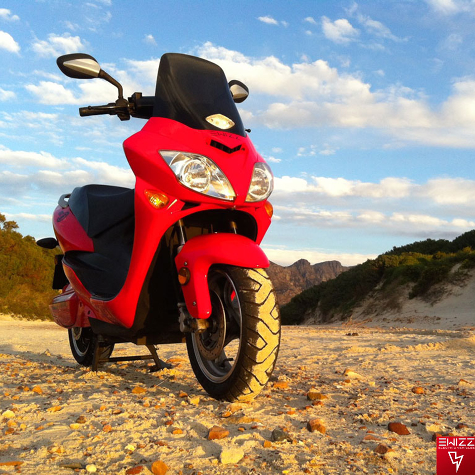 Ewizz electric vehicles on Electric Motorcycles News