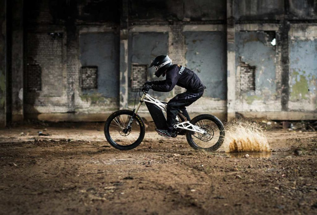 Neematic on Electric Motorcycles News