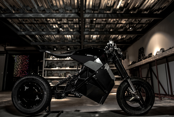 H1L Ett Industries Electric Motorcycles News