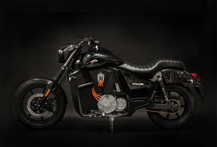 Electric Motorcycles News Tacita Cruiser