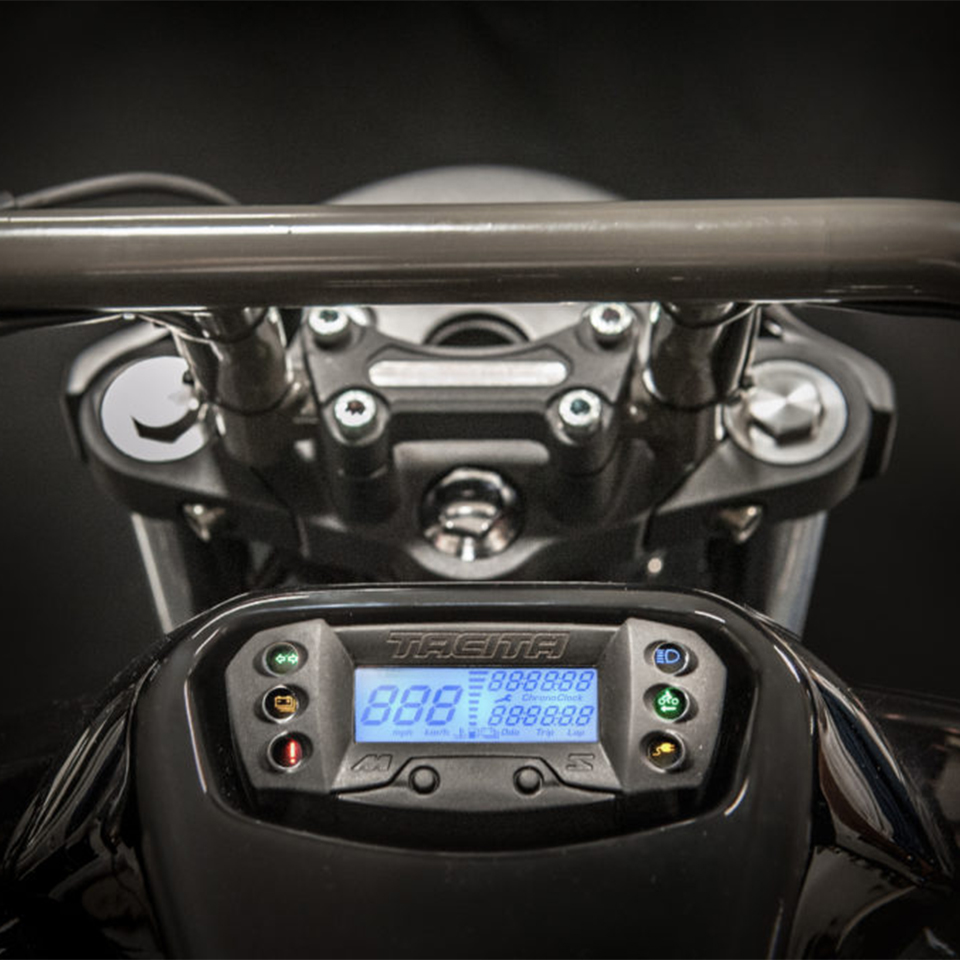 Electric Motorcycles News Tacita Cruiser
