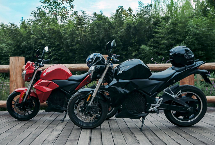 Electric Motorcycles News