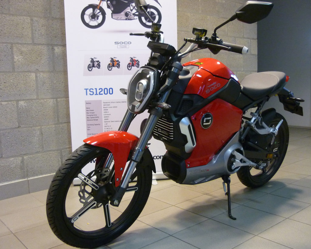 Super Soco Electric Motorcycles News