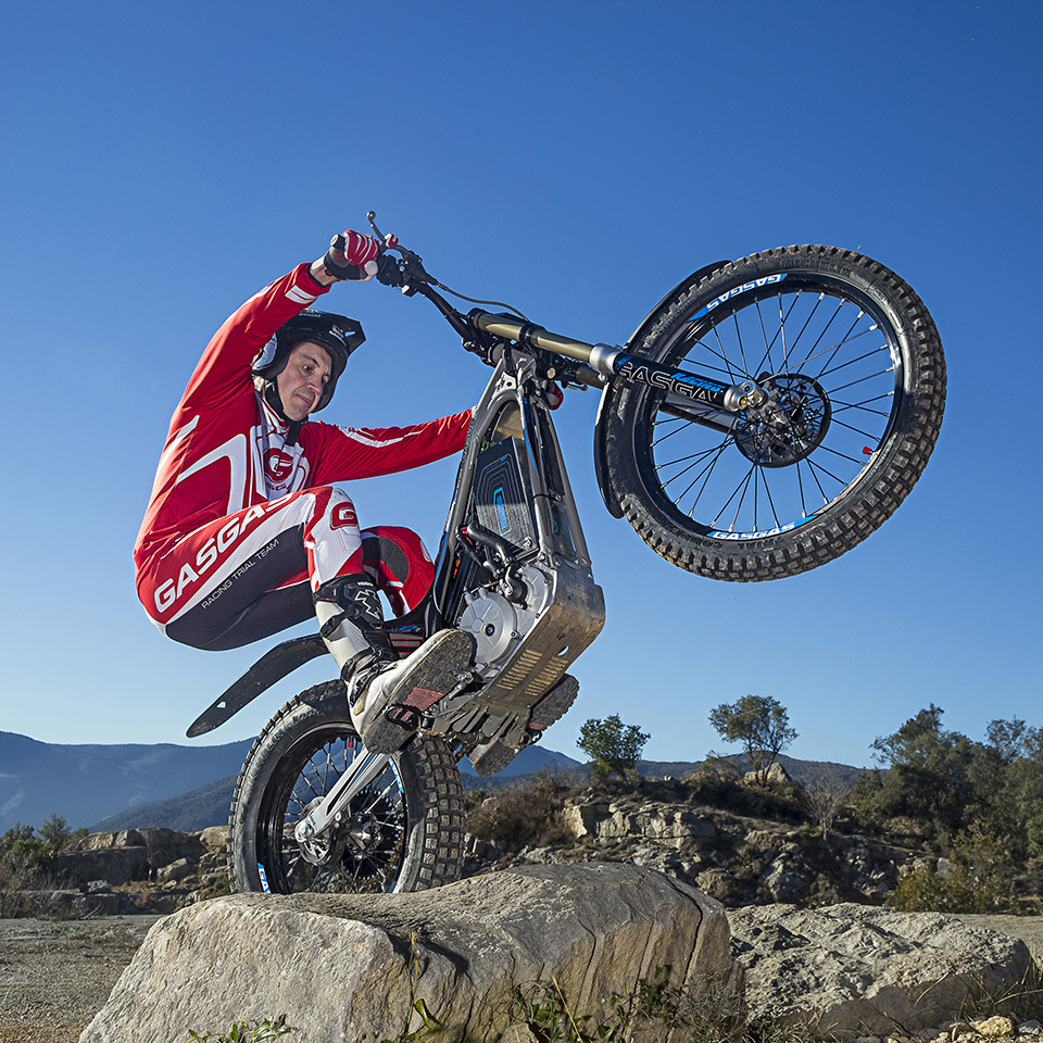 Electric Motorcycles News - GasGas TXE Trial