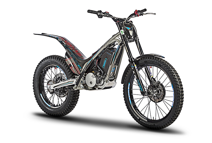 Electric Motorcycles News - GasGas TXE Trial
