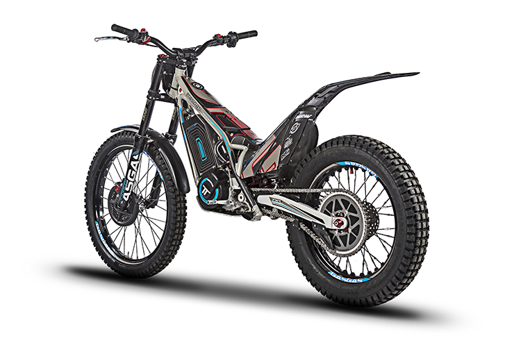 Image result for gas gas electric trials bike