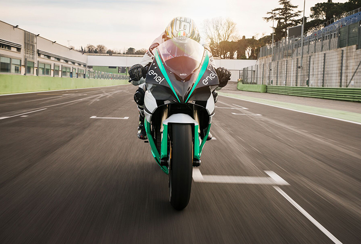 Electric Motorcycles News - Energica Motor Company - Moto-E GP
