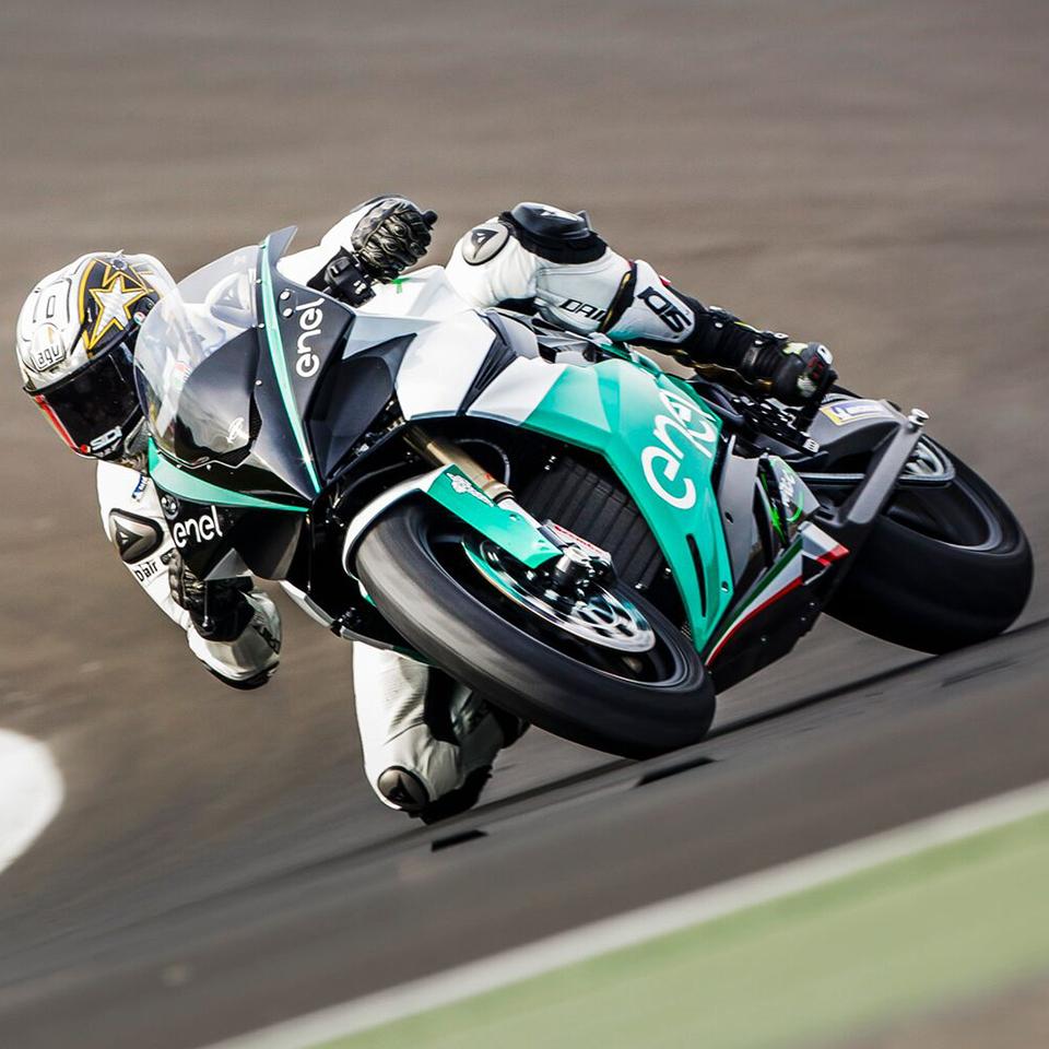 Electric Motorcycles News - Energica Motor Company - Moto-E GP