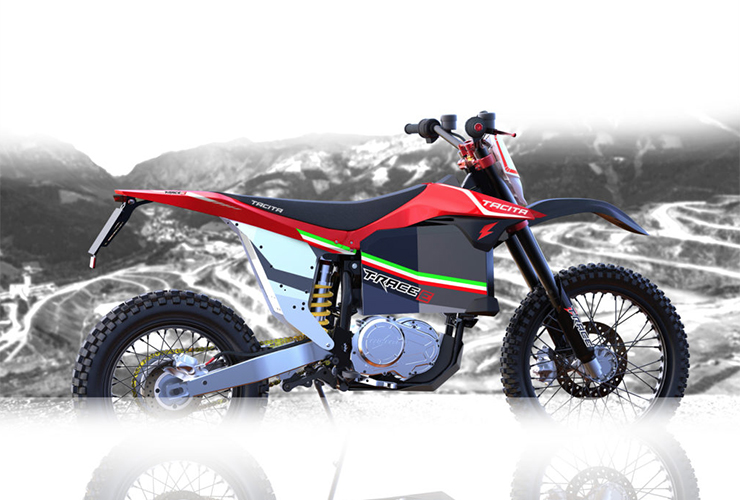 Electric Motorcycles News - Tacita Enduro 2018
