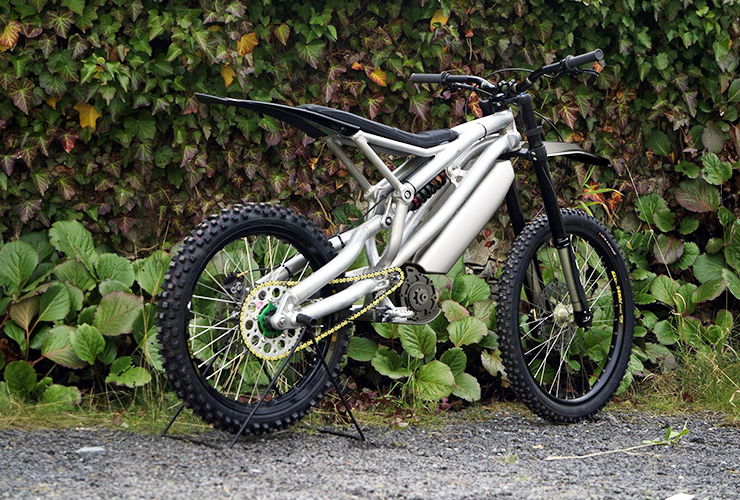 Electric Motorcycles News - Mrazek REVX