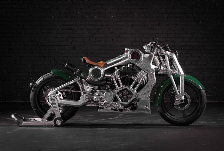 Electric Motorcycles News - Curtiss Motorcycles