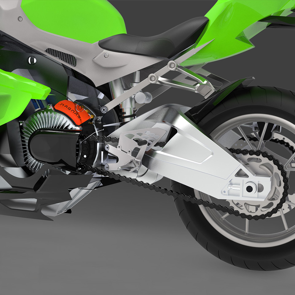 Electric Motorcycles News - Magnax
