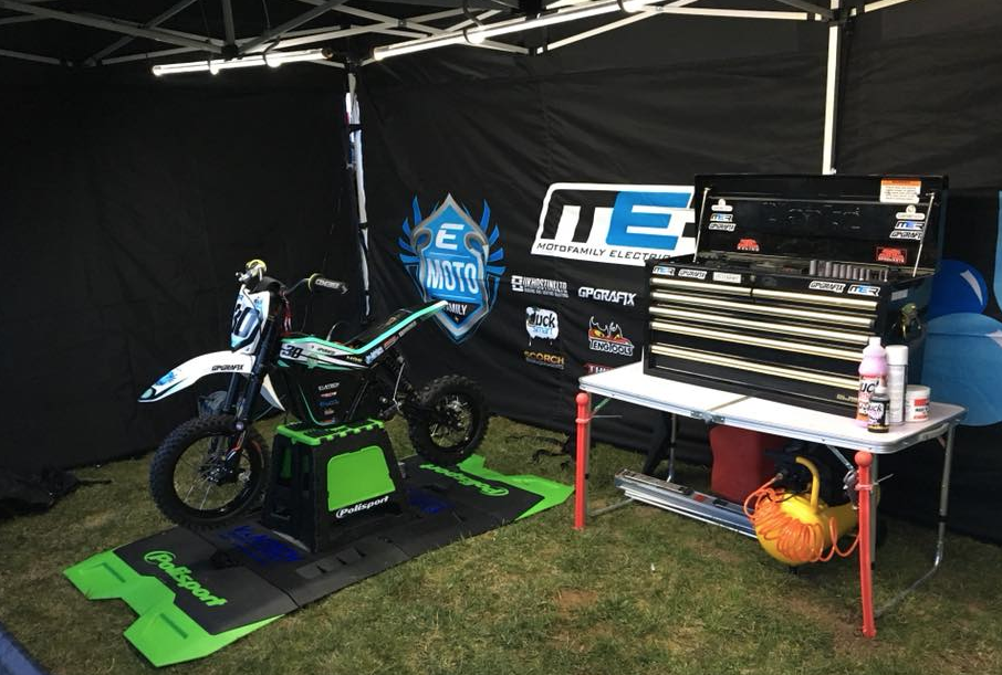 Electric Motorcycles News - Motofamily Electric Racing