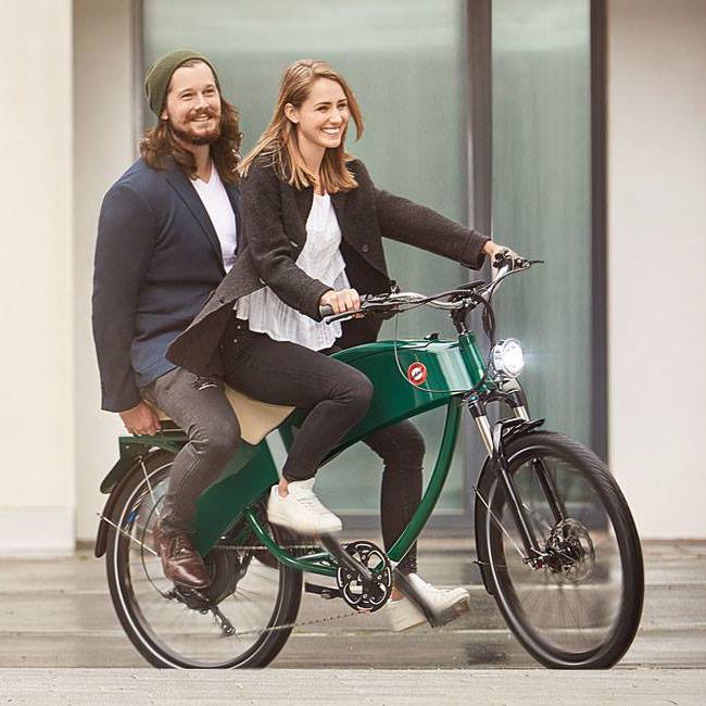 Electric Motorcycles News - Lohner Stromer