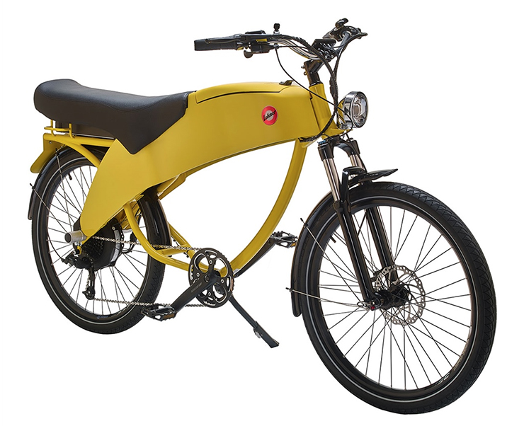 Electric Motorcycles News - Lohner Stroler