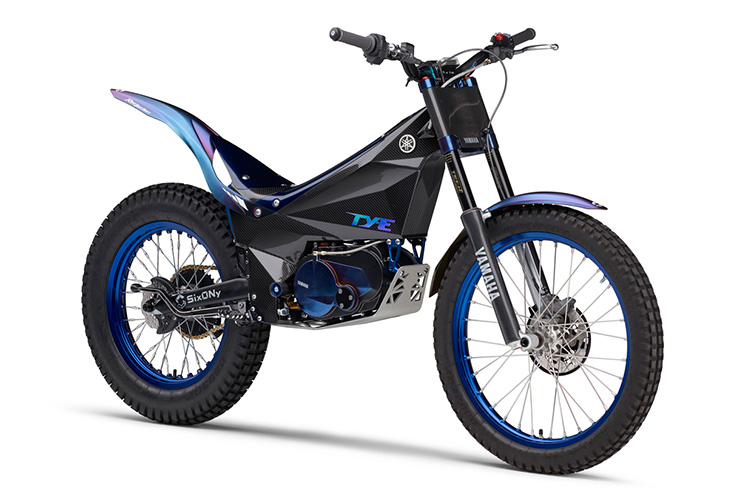 Electric Motorcycles News - Yamaha TY-E electric motorcycle concept
