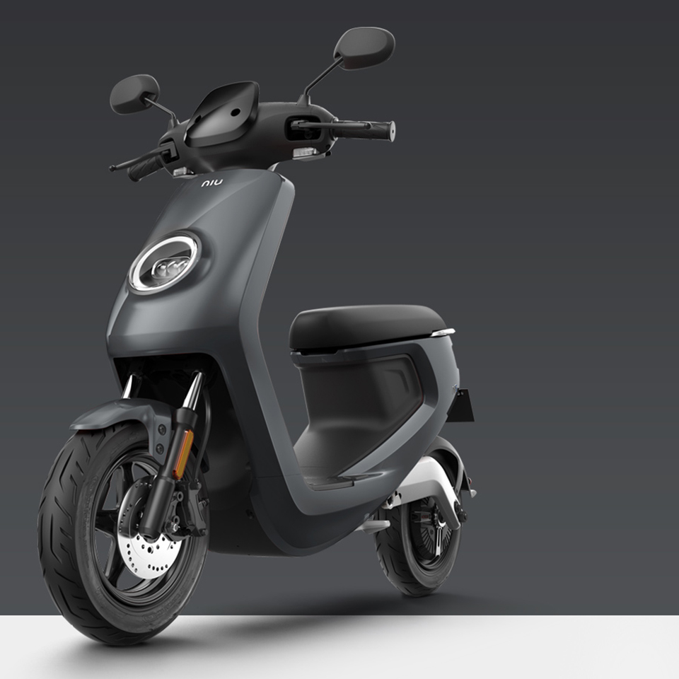 Electric Motorcycles News - NIU
