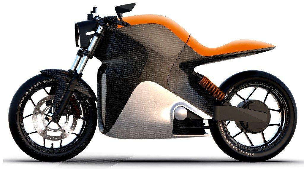 Electric Motorcycles News - VanguardSpark - Commuter