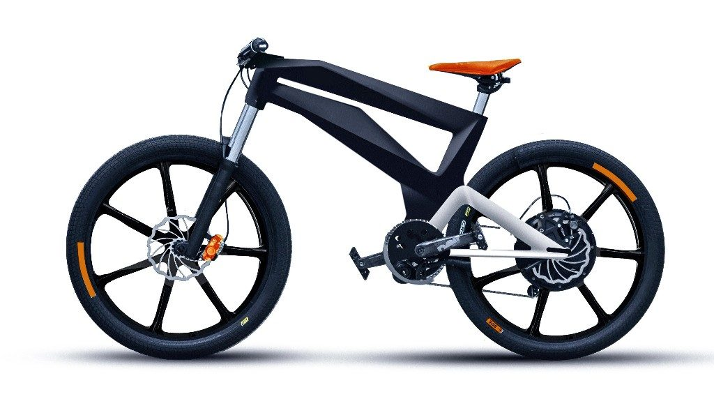 Electric Motorcycles News - VanguardSpark - SpeedBike