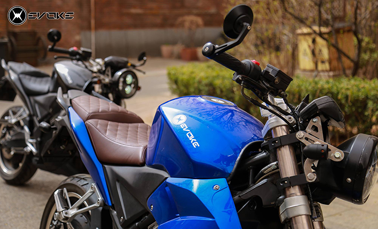 Electric Motorcycles News - Evoke Electric Motorcycles