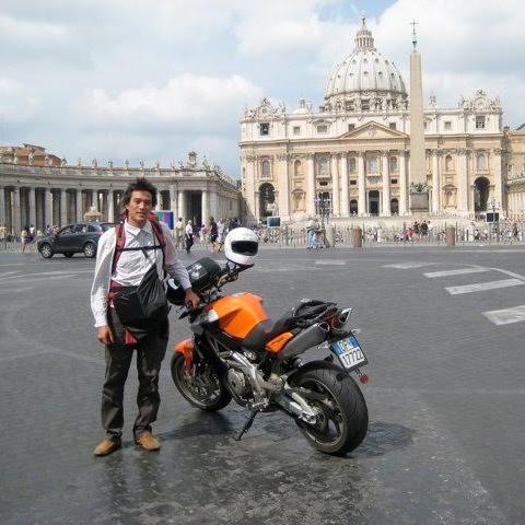 Electric Motorcycles News - Hiromi Kinukawa