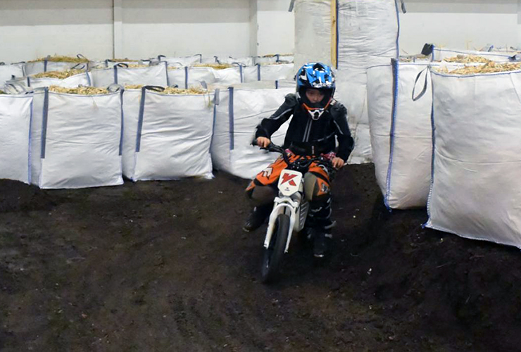 Electric Motorcycles News - Hyper Trax East Kilbride Scotland