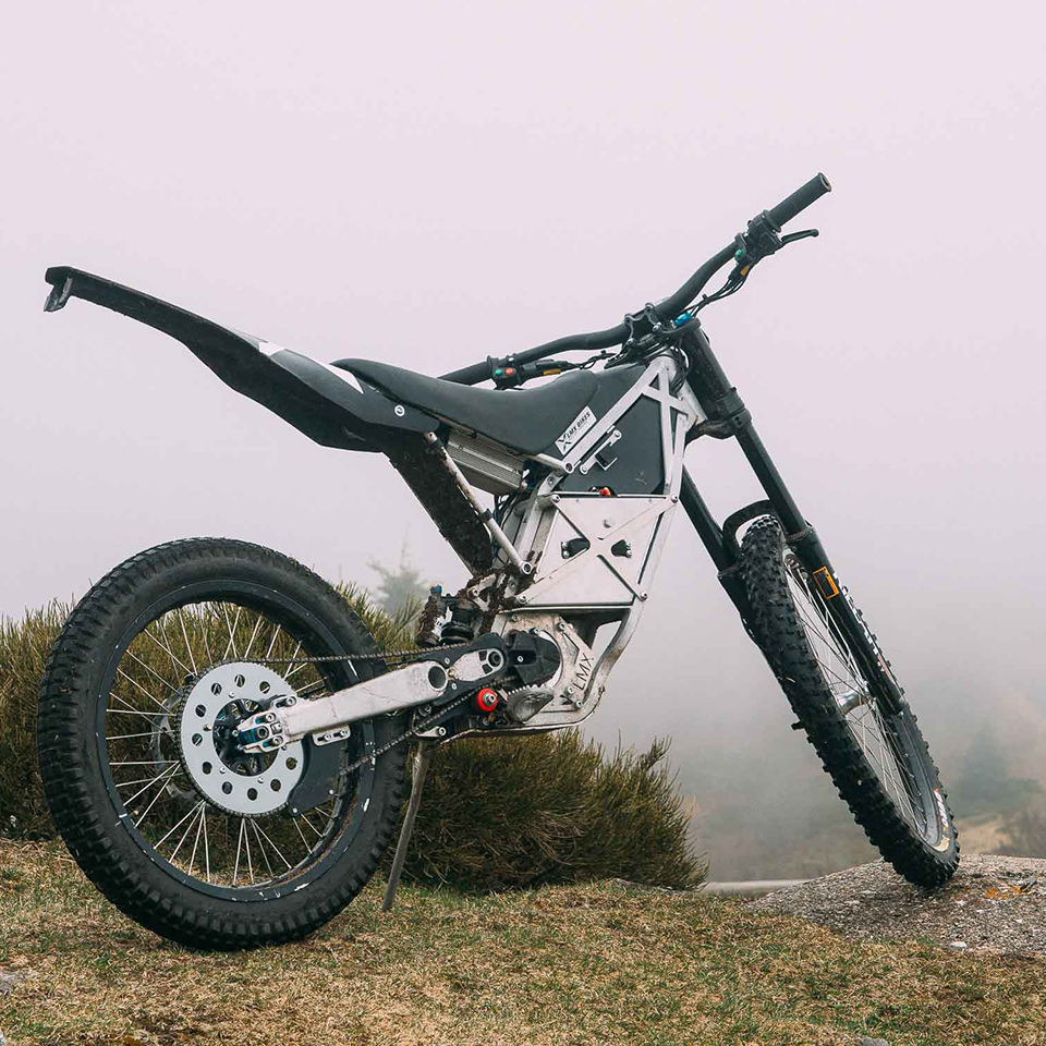 Electric Motorcycles News - LMX BIKES