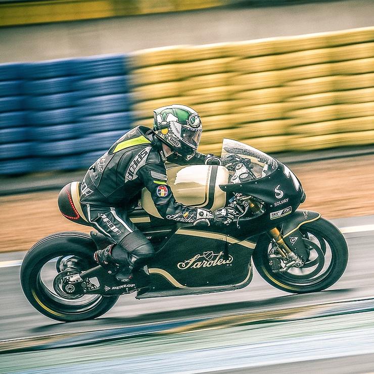 Electric Motorcycles News - Saroléa