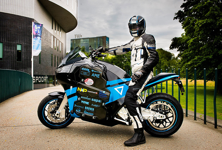 Electric Motorcycles News - Storm - Spike - Kibo - Koneksie