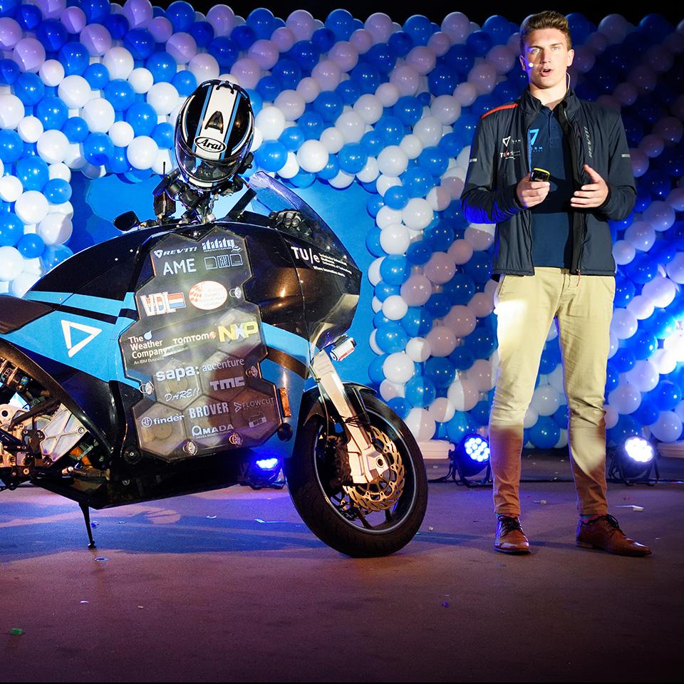 Electric Motorcycles News - Storm - Spike - Kibo - Koneksie