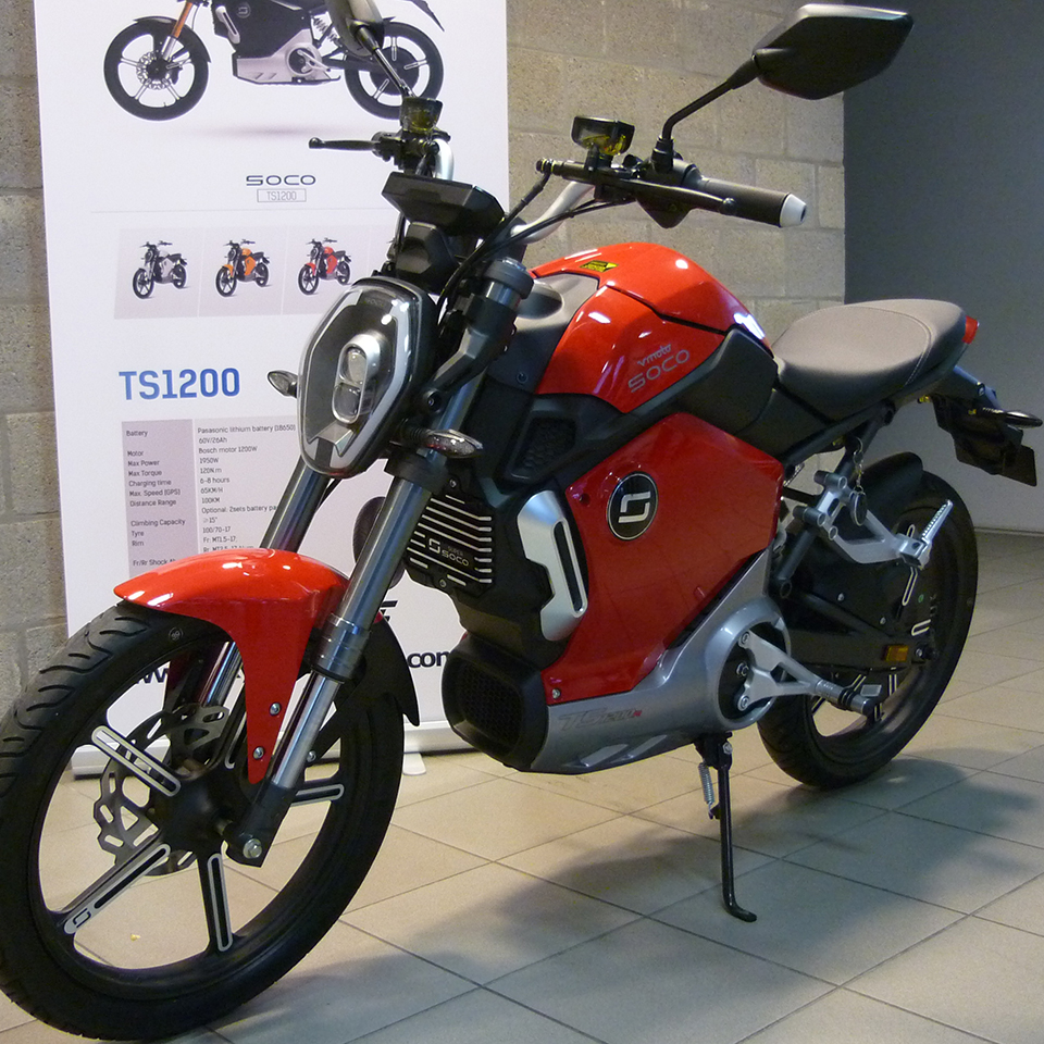 Electric Motorcycles News - Go All Electric