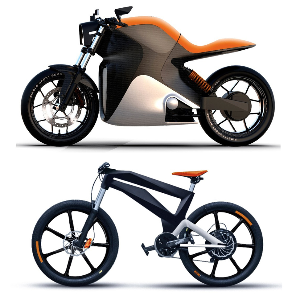 Electric Motorcycles News - VanguardSpark