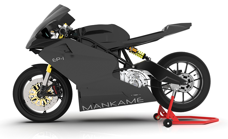 Electric Motorcycles News - Mankame Motors