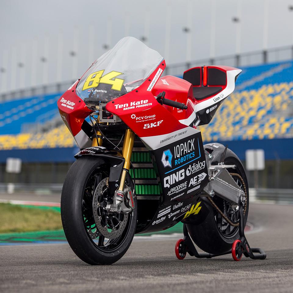 Electric Motorcycles News - Electric Superbike Twente
