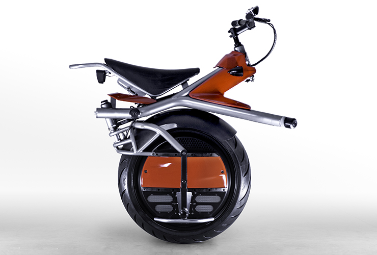 Electric Motorcycles News - RYNO Micro-Cycle