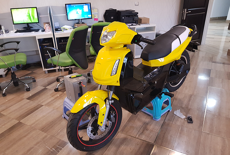 Electric Motorcycles News - E-Run