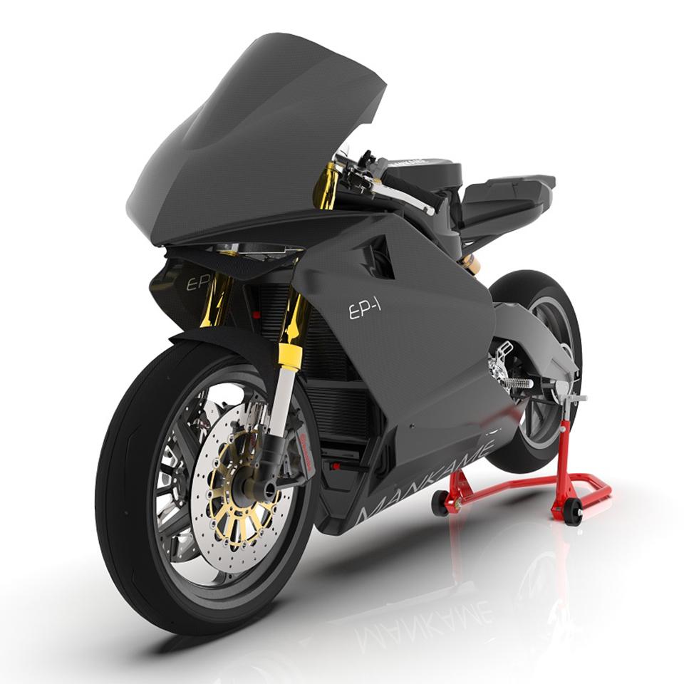Electric Motorcycles News - Mankame Motors