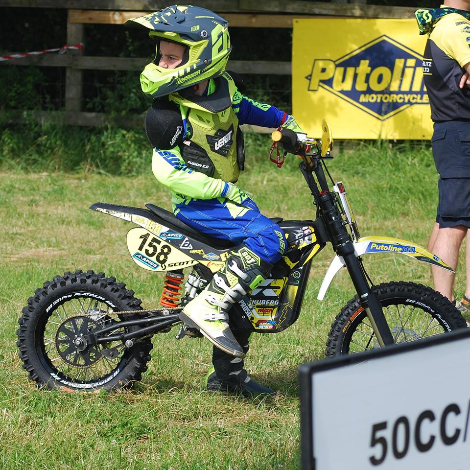 Electric Motorcycles News - Kieran Maunder - Kuberg