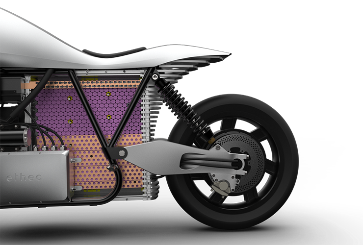 Electric Motorcycles News - Ethec