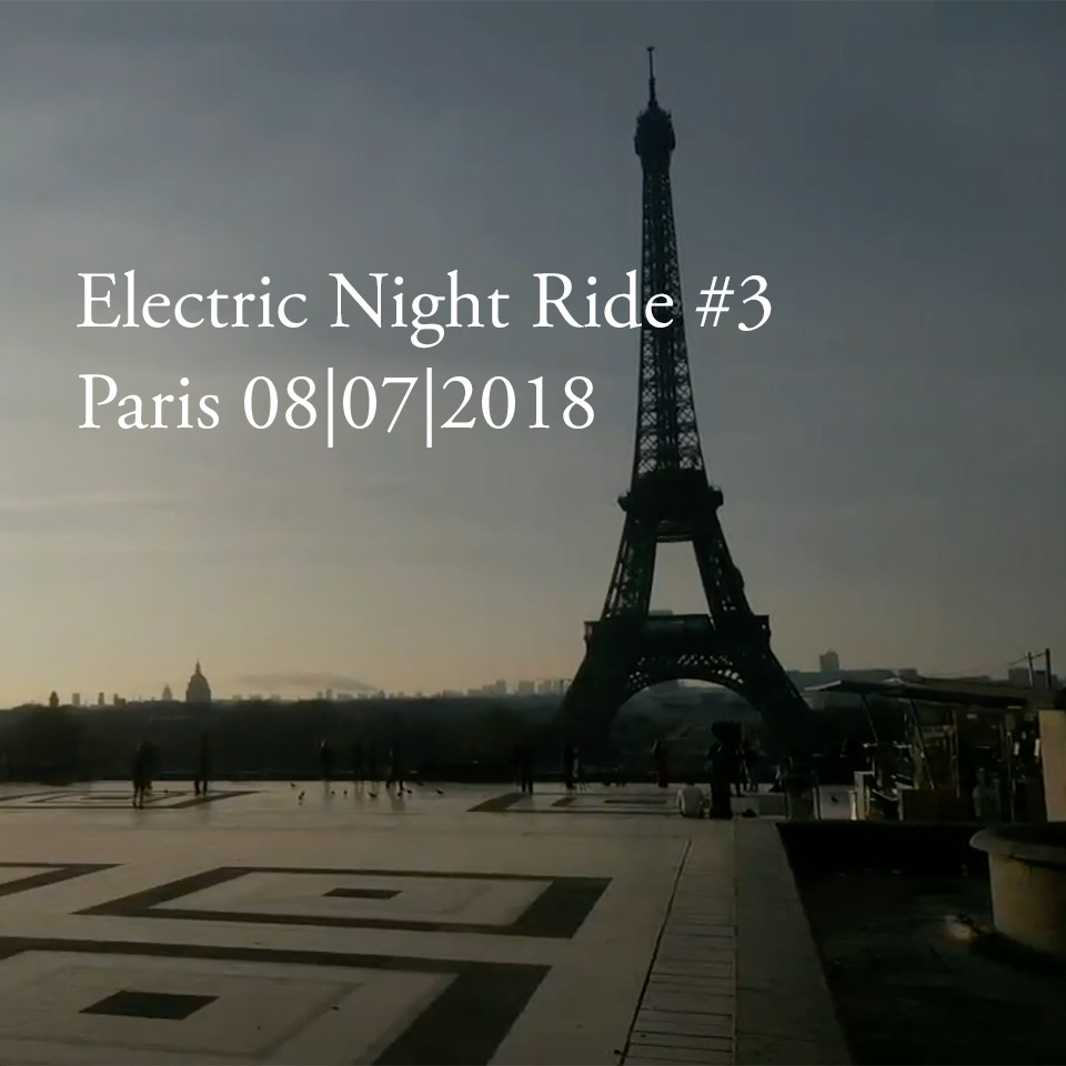 Electric Motorcycles News - Electric Night Ride #3