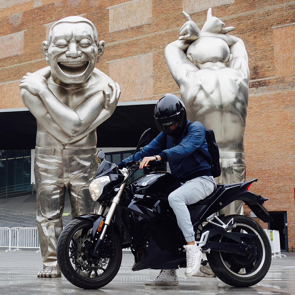 Electric Motorcycles News - Evoke Motorcycles