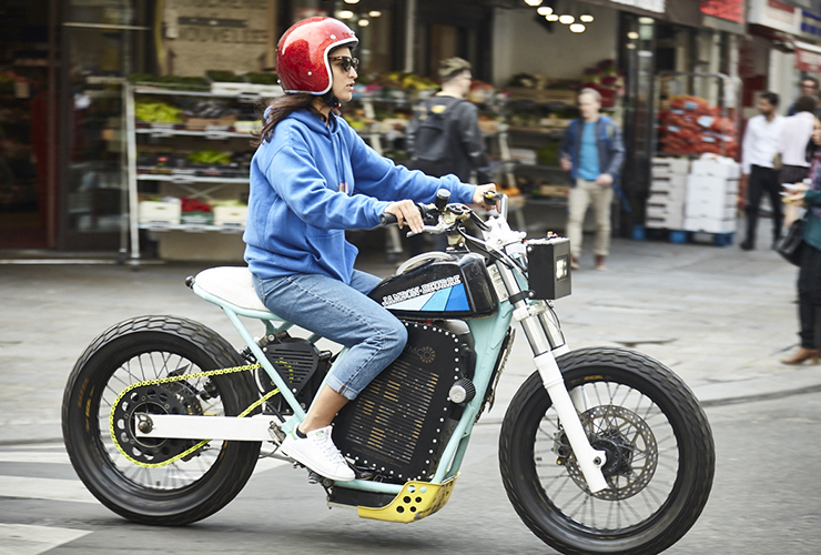Electric Motorcycles News - Gloria